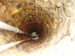 Čištění a dezinfekce studny