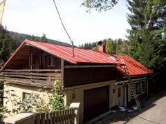 Nátěry a opravy střech Praha